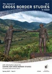 The Journal of Cross Border Studies - No.2