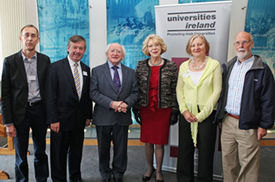 Principal speakers at the 2013 History Conference